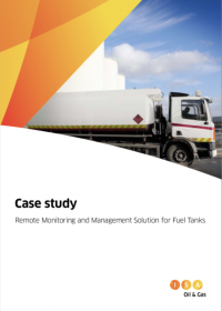 Case Study Remote Monitoring and Management Solution for Fuel Tanks
