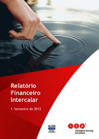 Financial Report 1st Half 2012